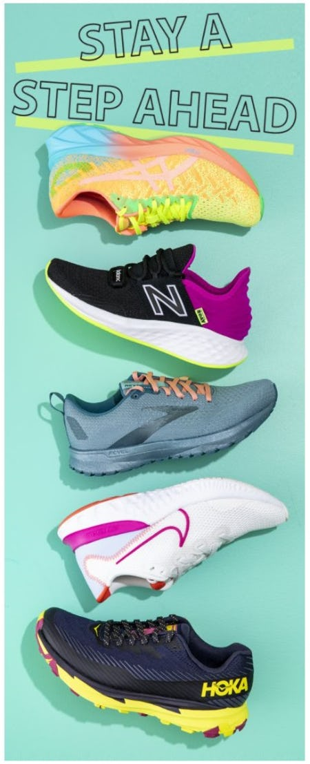Athletic Shoes & Sneakers for the Whole Family from Von Maur