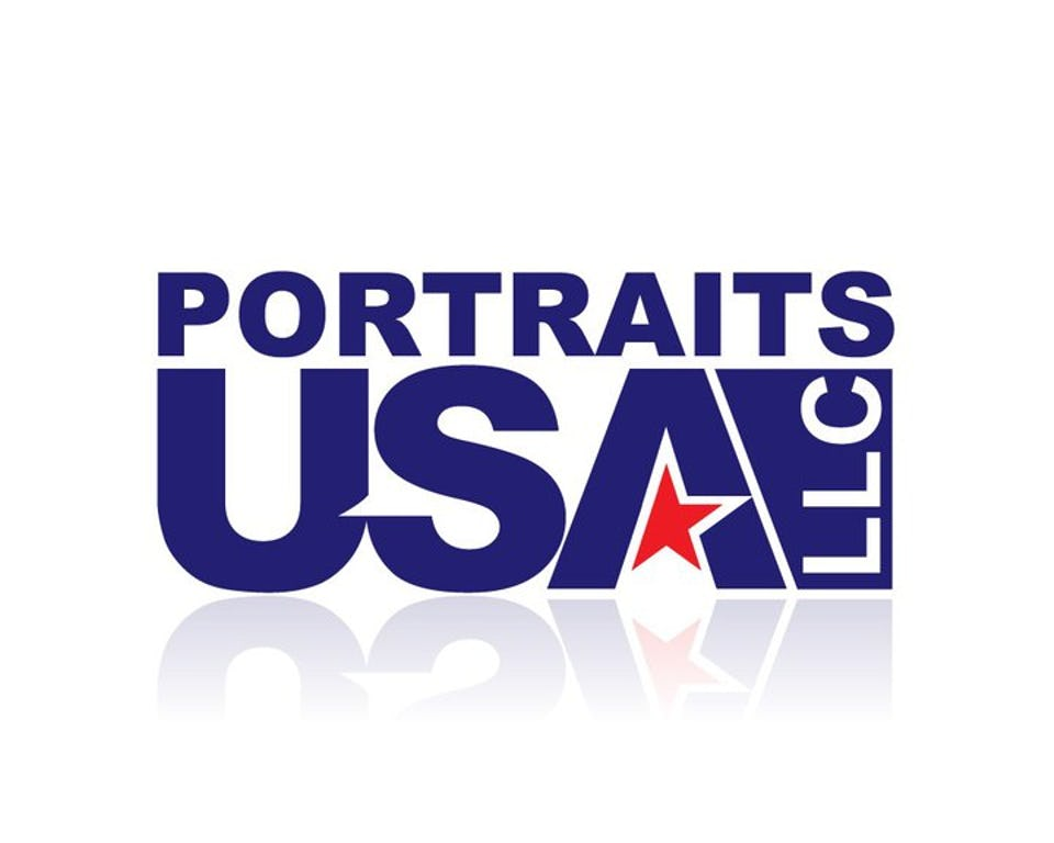 Portraits Usa Logo