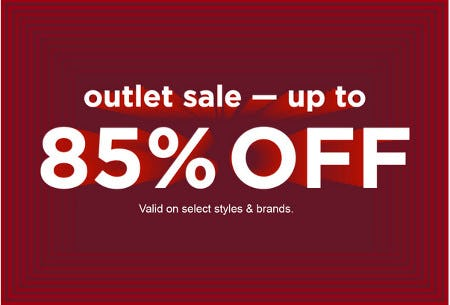 Outlet Sale Up to 85% Off from Zumiez