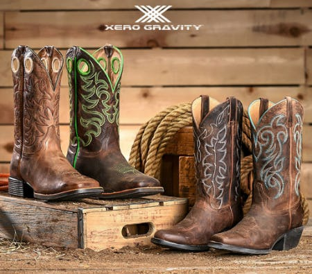 Performance Driven Boots from Boot Barn Western And Work Wear