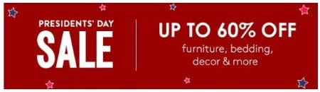 President's Day Sale up to 60% Off from Pottery Barn Kids