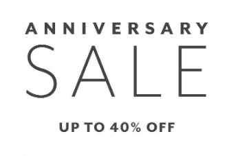 Anniversary Sale: Up to 40% Off from Sur La Table