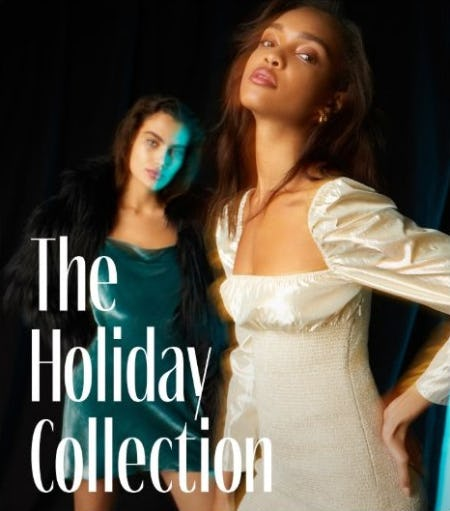 The Holiday Collection from Aritzia