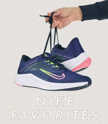 Check Out What's New from Nike from DSW Shoes