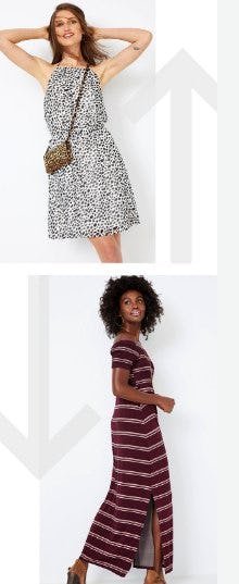 Shop New Dresses from maurices