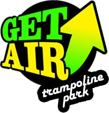 Get Air Trampoline Park                  Logo