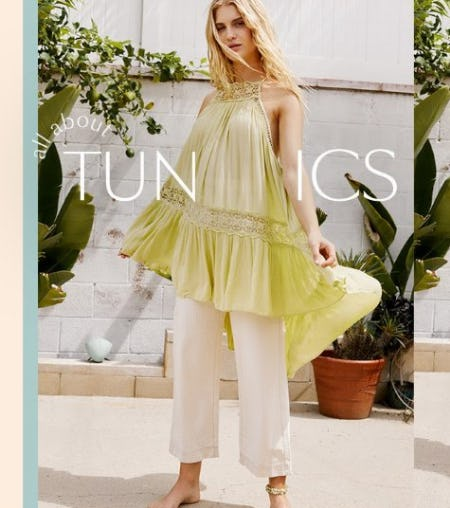 This Tunic is Just Too Pretty from Free People