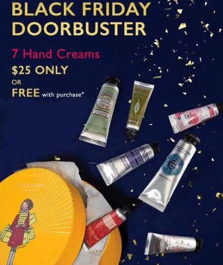 Black Friday Doorbuster