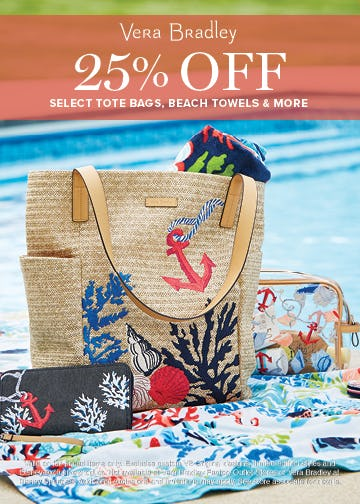 Dive in! from Vera Bradley
