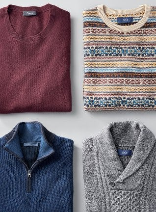 Our Most Giftable Sweaters are Here