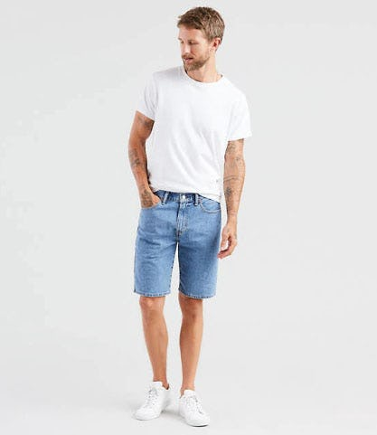 505 Regular Fit Shorts from The Levi's Store