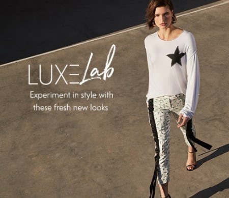 The Luxe Lab from Neiman Marcus
