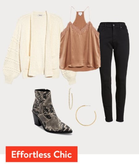 Effortless Chic from Nordstrom