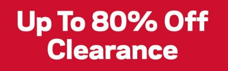 Up to 80% Off Clearance from Aéropostale