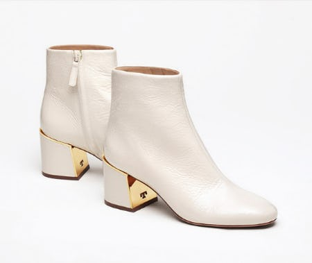 Our Newest Sixties-Inspired Ankle Boot from Tory Burch