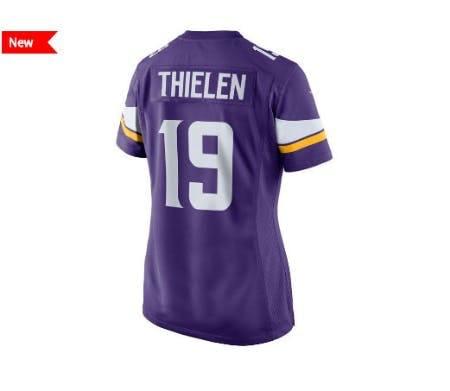 competitive price dda79 042cb CoolSprings Galleria   Minnesota Vikings Adam Thielen Nike ...