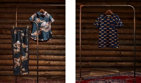 New Season Prints for Kids from Scotch & Soda