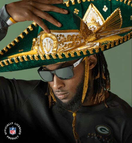 The Oakley® Custom NFL Collection from Oakley