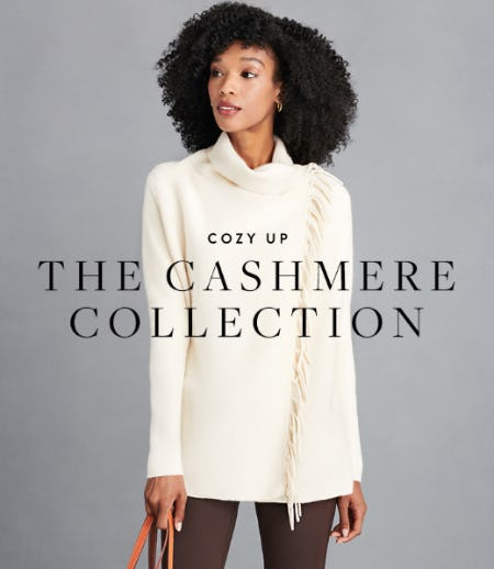 The Cashmere Collection from J. Mclaughlin