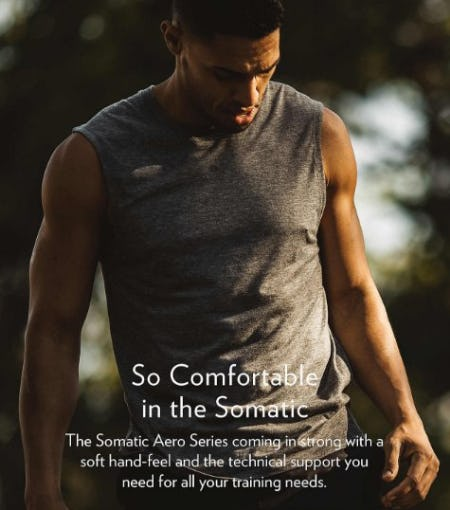 Comfortable Gets Technical from lululemon