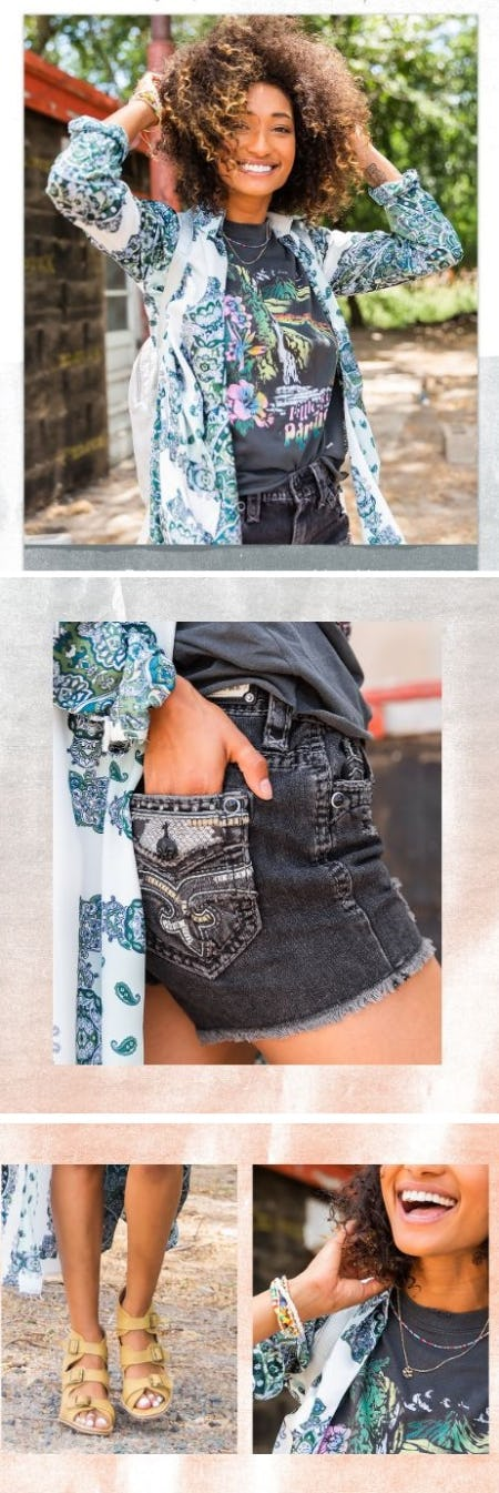 New Pieces that Go Well Together from Buckle