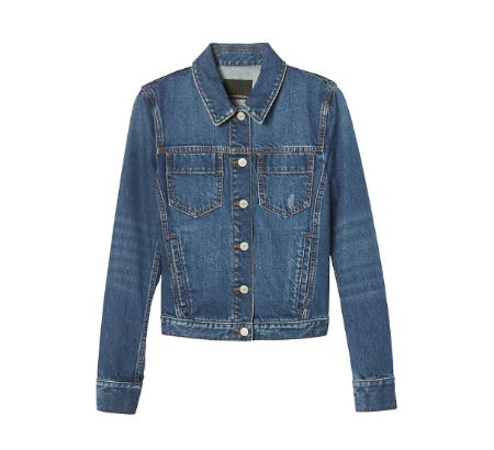 Classic Denim Jacket from Banana Republic