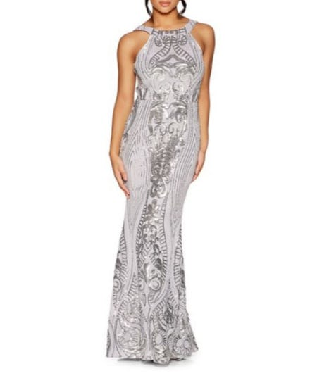 Quiz Sequin Maxi Dress from Lord & Taylor