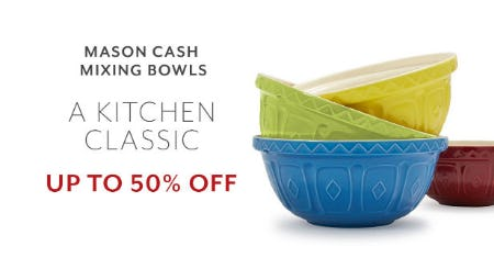 Up to 50% Off Bakeware from Sur La Table