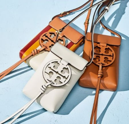 Mini Bags for Summer from Tory Burch