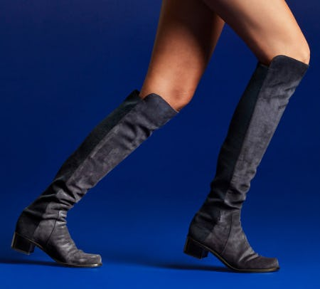 Exclusive: The Reserve's Fall Update from STUART WEITZMAN