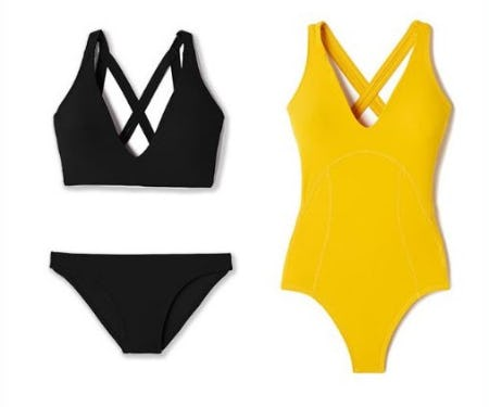 EBW: Our First-Ever Swimwear Collection from Everything But Water