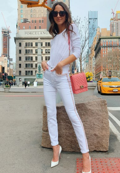 Fall for Fringe from 7 for All Mankind
