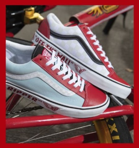 Introducing the Vans X SE Bikes Collection from SP Shoe Palace