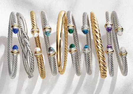 The Cable Collection from David Yurman