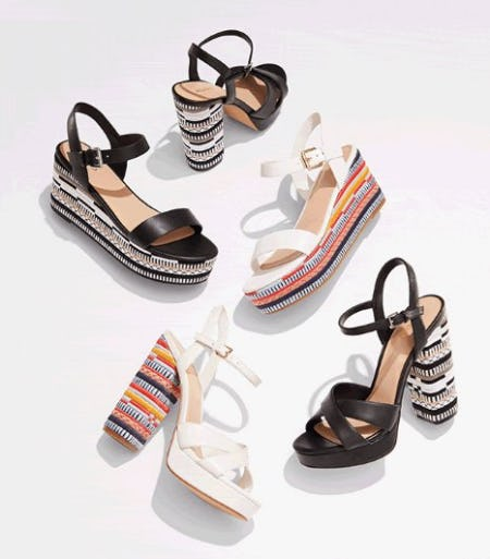 Make your Escape with Fabulous Resort-friendly Sandals from ALDO