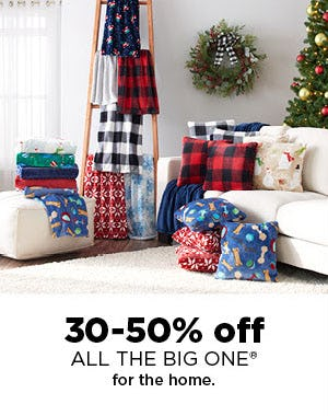 30-50% Off All The Big One from Kohl's