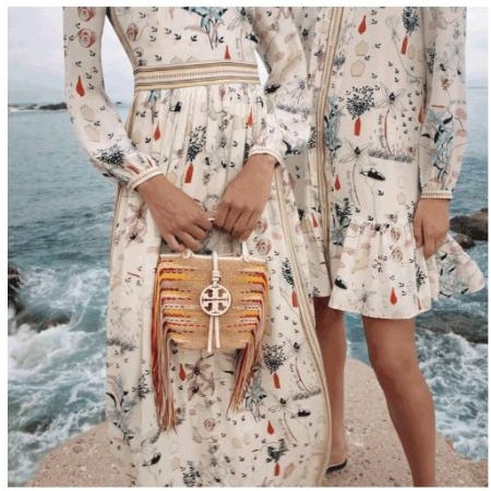 The Ultimate Summer Dresses from Tory Burch