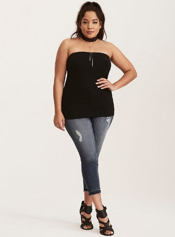 Foxy Tube Top from Torrid