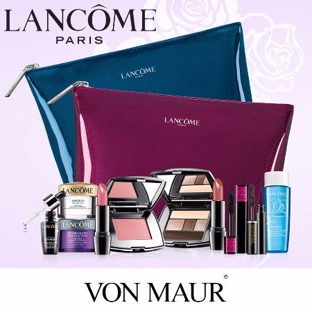 Lancôme Gift With Purchase from Von Maur