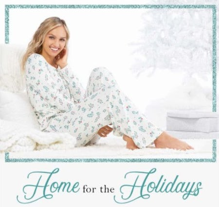 Cozy Up in Our New Sleepwear from Versona