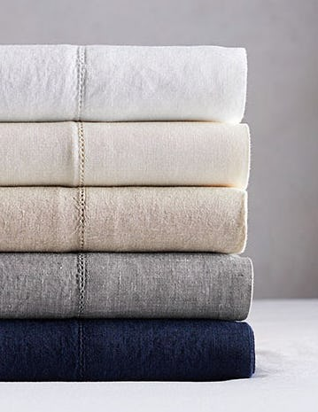 Our Supersoft Linens from Pottery Barn
