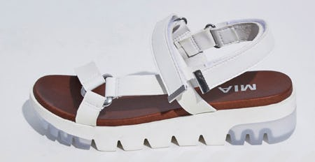 Chunky Sandals are Here from DSW Shoes