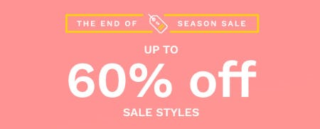 The End of Season Sale: Up to 60% Off from Cole Haan