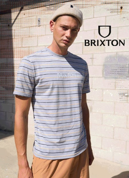 New From Brixton from Tillys