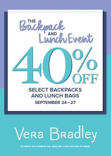 The Backpack and Lunch Event