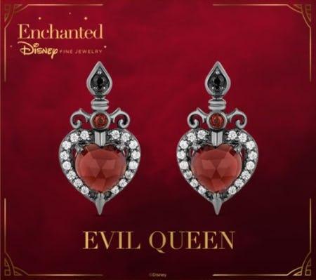 Enchanted Disney Fine Jewelry: Evil Queen from Littman Jewelers