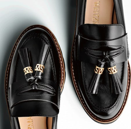 The Manila Signature Loafer from Stuart Weitzman