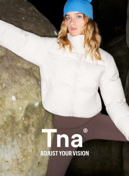 Tna The Winter 21 Collection from Aritzia