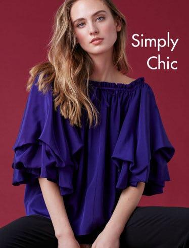 Simply Chic from Diane von Furstenberg