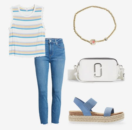 Outfits For Your Summer Plans from Nordstrom